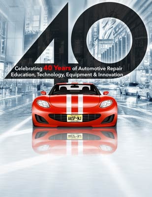 Celebrating 40 Years Of Automotive Industry Innovation